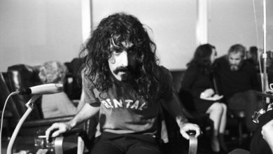 Photo of Frank Zappa: Freak out!