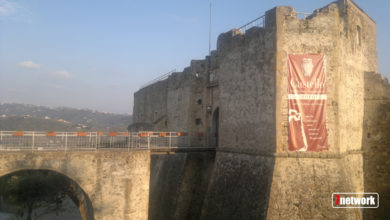 Agropoli. Il Castello Aragonese