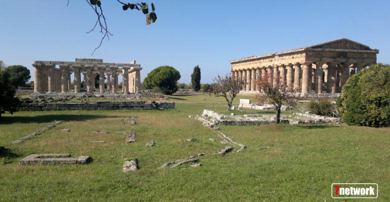 Paestum, Templi-Copyright2017.Sevensalerno