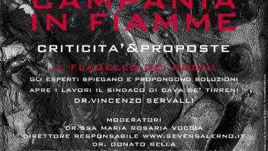 Photo of Campania in fiamme: criticità e proposte