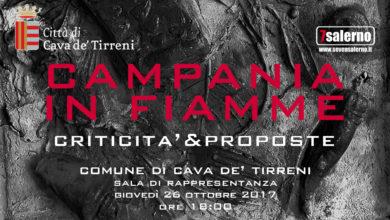 Photo of Convegno Campania in fiamme: criticità e proposte