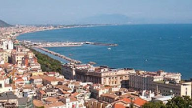 Salerno panorama