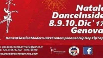 Photo of Natale Dance Inside: l'appuntamento con la danza a Genova