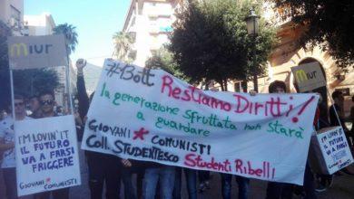 Photo of Salerno: Sciopero nazionale degli studenti, sospesi al Virtuoso. La parola al Preside Casaburi