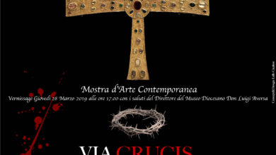 Photo of La Via Crucis al Museo Diocesano di Salerno: la terza edizione del format Nel Segno della Croce