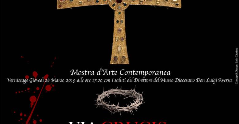 Locandina Via Crucis 2019