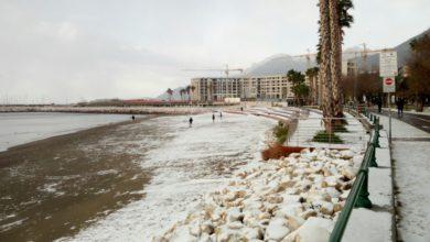Photo of Salerno: è arrivato il Burian, cime imbiancate, scuole chiuse in tutta la Regione