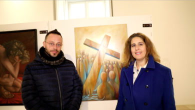 Photo of Salerno: Mostra Nel Segno della Croce: Icona e Simbolo della Cristianità al Museo Diocesano