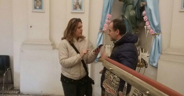 Maria Rosaria Voccia intervista Lorenzo Forte, presidente del Comitato Salute e Vita