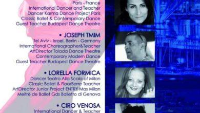 Photo of Universo Danza: a Genova l'appuntamento con Ciro Venosa