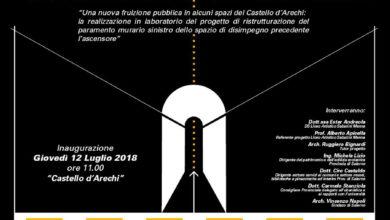 """Photo of Salerno:  Il territorio come risorsa. """"Il Castello ri-trovato""""con gli allievi del Liceo Artistico"""