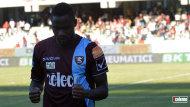 Photo of Salernitana Chievo 1-1