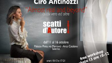 Photo of Salerno: Scatti d'Autore a palazzo Pinto prosegue con la personale di Ciro Antinozzi