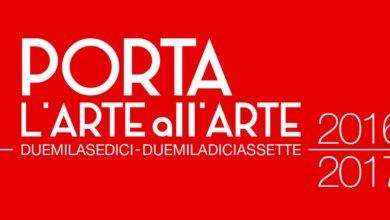 """Photo of Porta l'Arte all'Arte: il progetto interistituzionale del """"Sabatini Menna"""""""