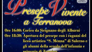 Photo of Il Presepe Vivente di Terranova di Sicignano, con la partecipazione del Liceo Artistico di Salerno