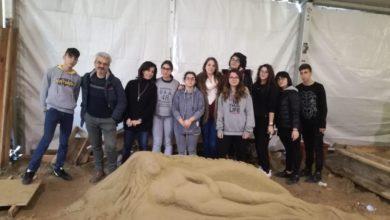 Photo of Salerno: Luci d'Artista 2018, il Presepe di Sabbia ospita gli allievi del Liceo Artistico
