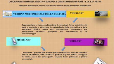 Photo of Scuola Viva: al Liceo Artistico Sabatini Menna di Salerno parte la terza annualità