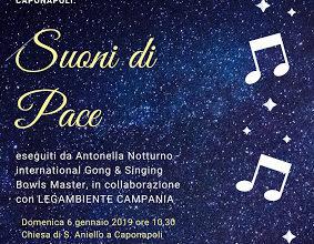 Photo of Napoli: il Concerto per la Pace nella Chiesa di Sant'Anello Maggiore