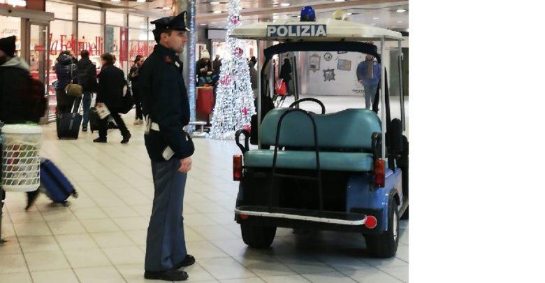 PolFer Stazione di Napoli