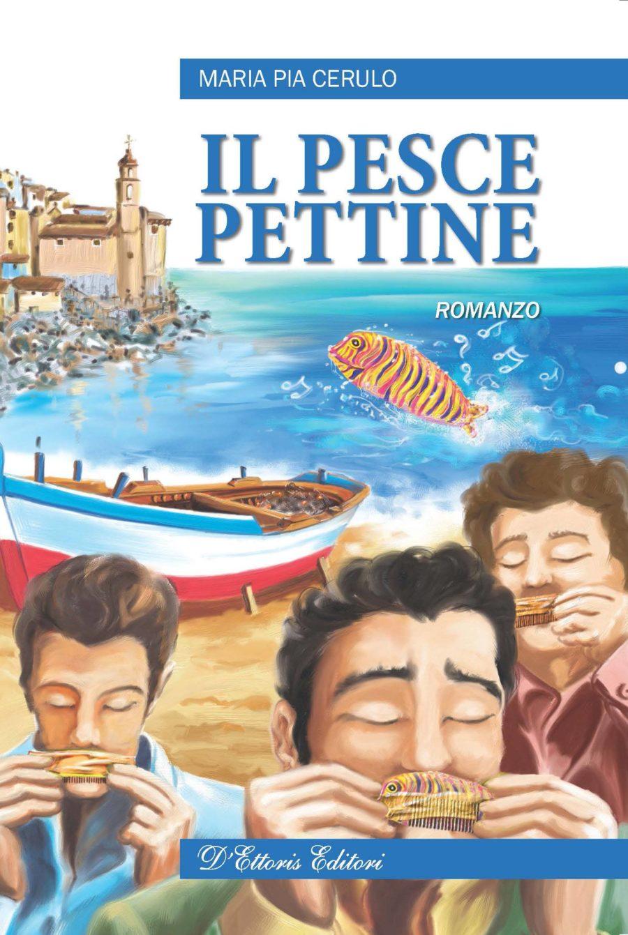 Il Pesce Pettine-la copertina del libro