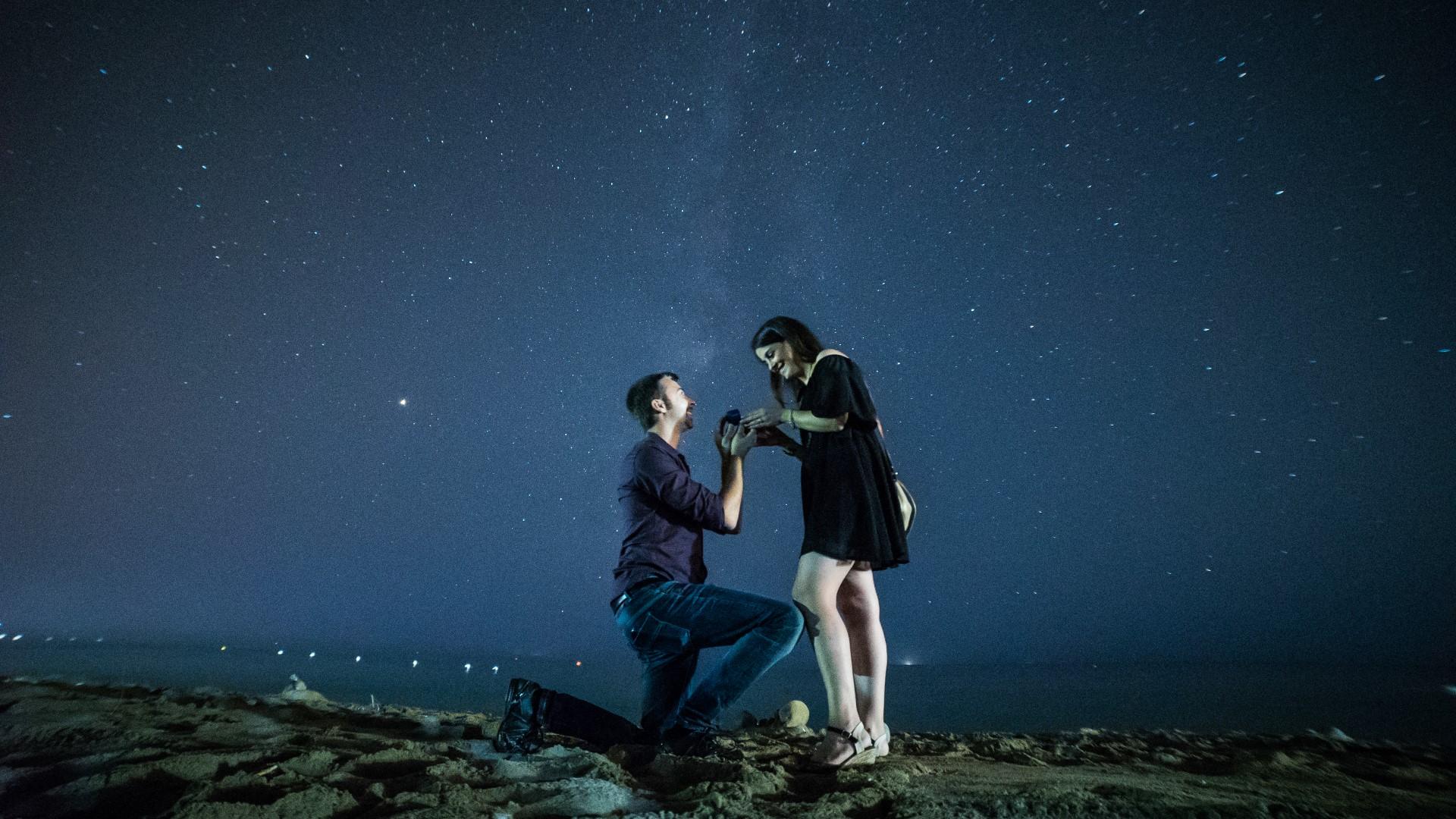 Proposta Matrimonio Fabrizio e Fabiana
