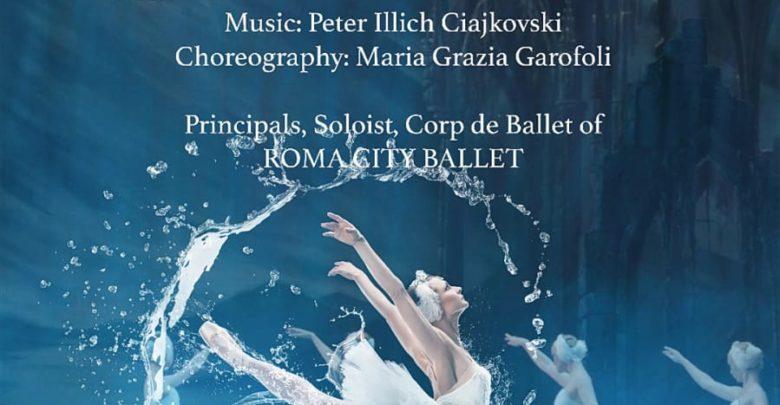 """La danza made in Italy conquista la Cina. Roma City Ballet in tournée con """"Il lago dei cigni"""""""