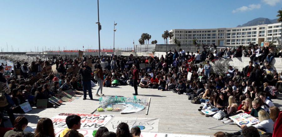 manifestazione globale per l'ambiente-Salerno-Copyright2019.Sevensalerno-Tutti i Diritti Riservati