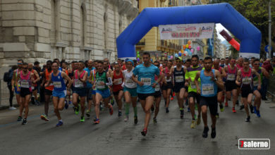 Photo of Hicham Boufars vince la Salerno Corre 2019