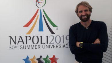 """Photo of Massimiliano Rosolino:""""Ho tanta voglia di Universiade"""""""