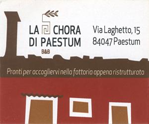 La Chora di Paestum