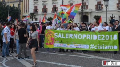 Photo of Gay Pride a Salerno, sabato 1°giugno la seconda edizione