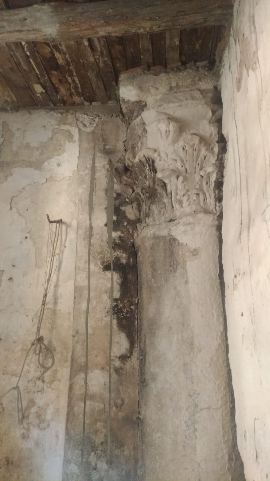 Salerno ritrovata la Chiesa di S. Bartolomeo de Coriariis, deturpata una colonna Massimo La Rocca Archivi