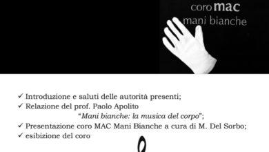 Photo of Canto e In…Segno, del Coro MAC Mani Bianche