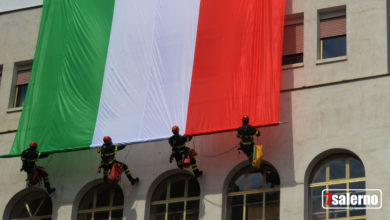 Photo of Festa della Repubblica a Salerno