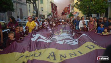 Photo of Centenario della Salernitana: a Piazza della Concordia la Festa