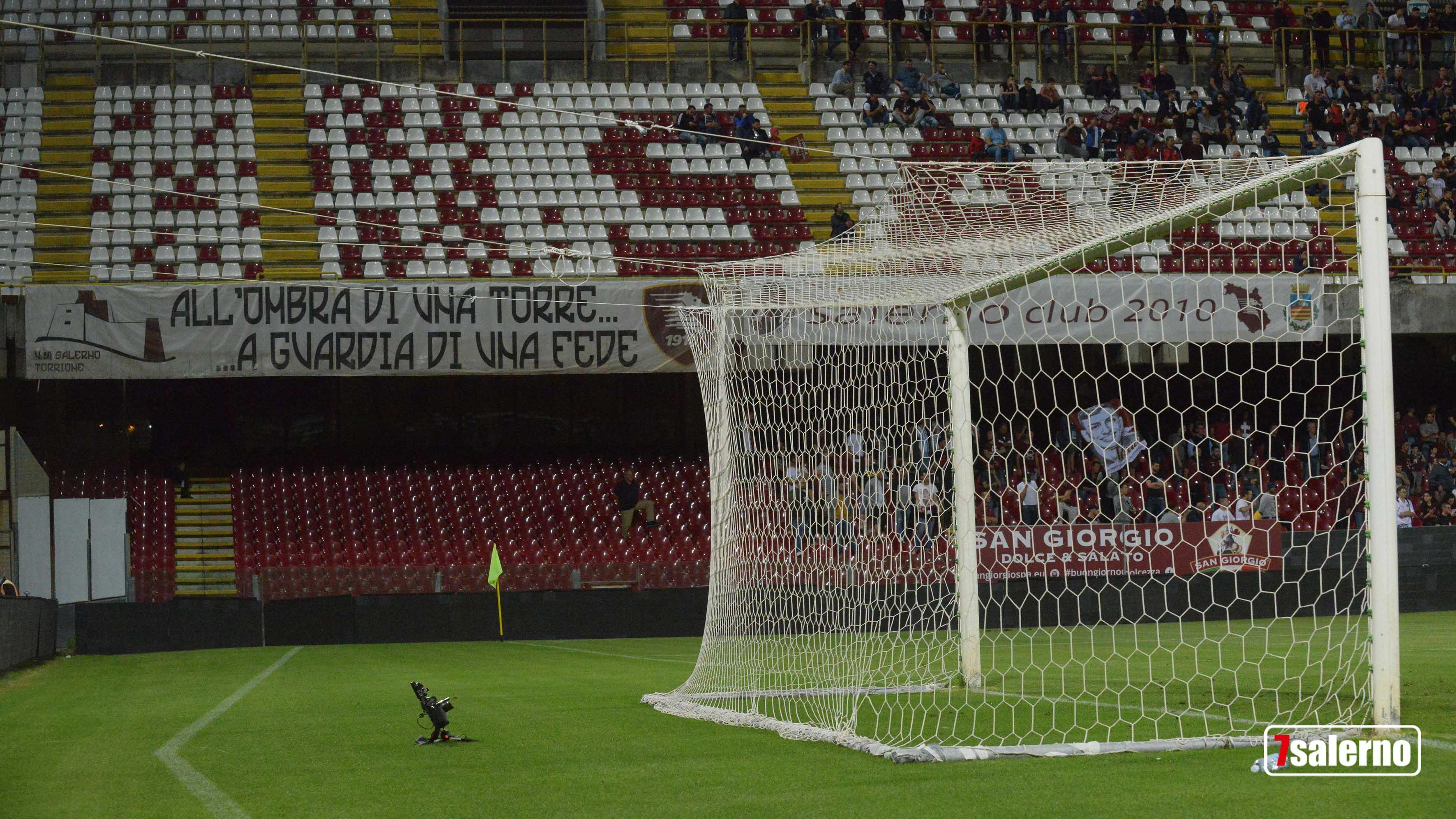 Salernitana-Venezia: 2-1