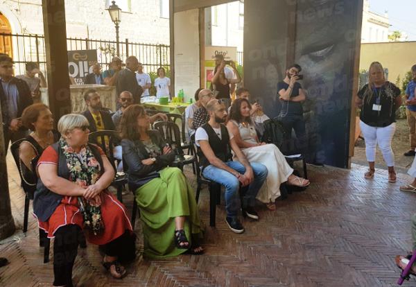 Laura Boldrini a Salerno