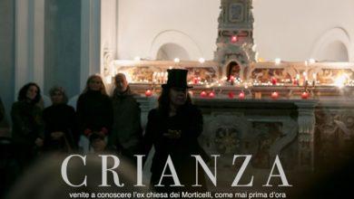 """Photo of """"Crianza"""" nell'ex Chiesa dei Morticelli a Salerno"""