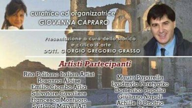 "Photo of Premio Internazionale d'Arte Contemporanea ""Arte senza Confini"" a Fiumefreddo"
