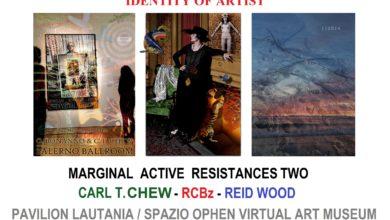 Photo of Identity of Artist allo Spazio Ophen Virtual Art gallery
