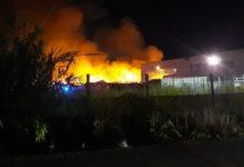 Photo of Incendio MGM Battipaglia
