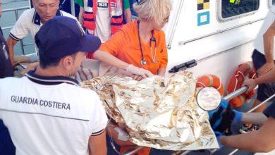 Photo of Incendio a Capo d'Orso, la Guardia Costiera trasferisce un paziente ricoverato all'ospedale Costa d'Amalfi