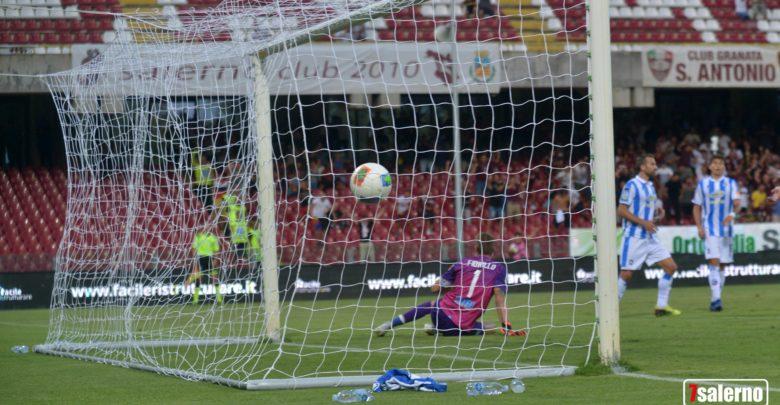 Salernitana Pescara 3-1