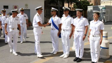 Photo of Capitaneria di Porto di Salerno, la visita del Comandante Generale Pettorino
