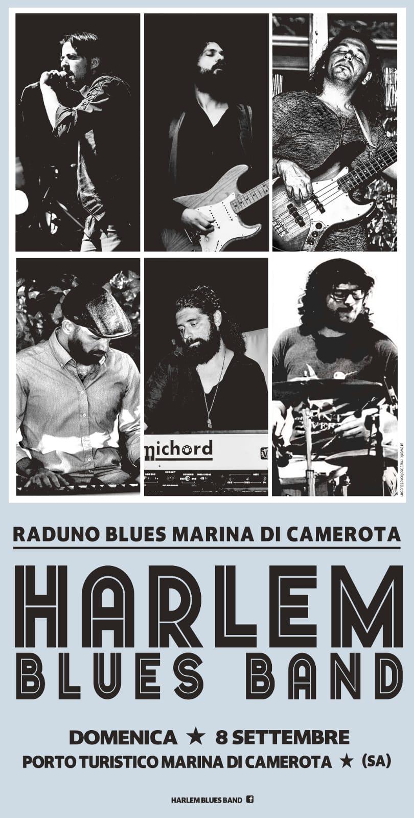 Raduno Blues Marina di Camerota