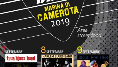 Photo of Raduno Blues a Marina di Camerota, gli Harlem Blues Band