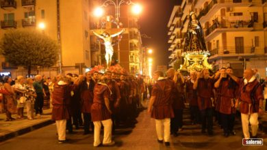 Photo of Festività Santa Croce a Salerno, quartiere Torrione