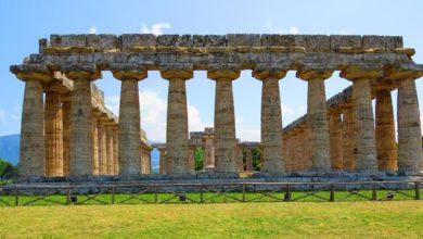 Photo of Tempio di Hera a Paestum, il concerto della Banda Musicale della Polizia di Stato