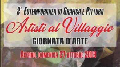 """Photo of Ad Acerno, la seconda edizione di """"Artisti al Villaggio"""""""