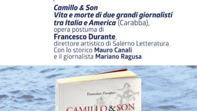 Photo of Camillo & Son, presentazione postuma del libro di Francesco Durante